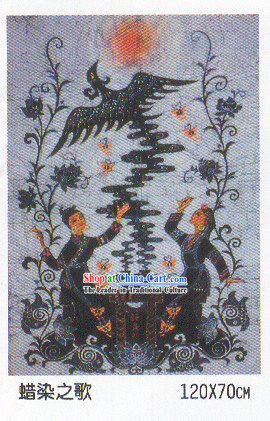 Batik Hanging-Batik Songs