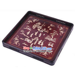Chinese Classic Palace Tea Tray-Ancient Times