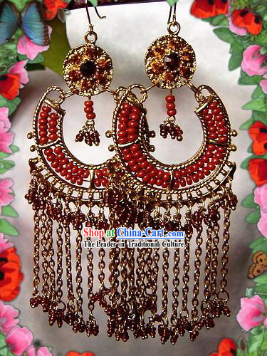 Indian Bohemia Fashion Earrings-Fairy Tale