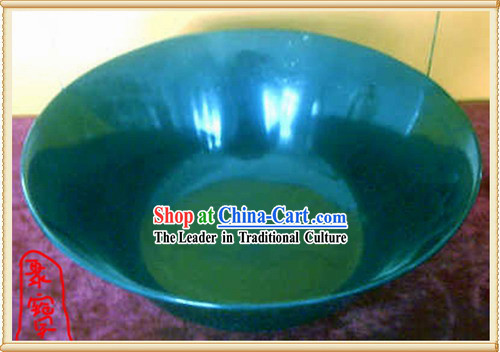 Chinese Luminated Classic-Jade Basin