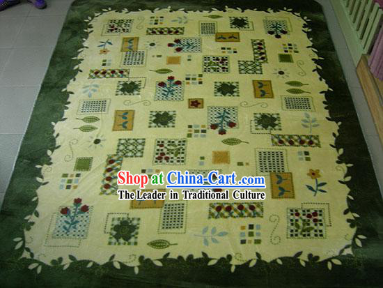 Art Decoration Chinese Thick Nobel Palace Carpet/Rug (192*240cm)