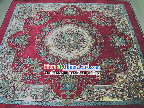 Art Decoration Chinese Thick Nobel Palace Carpet/Rug (175*185cm)