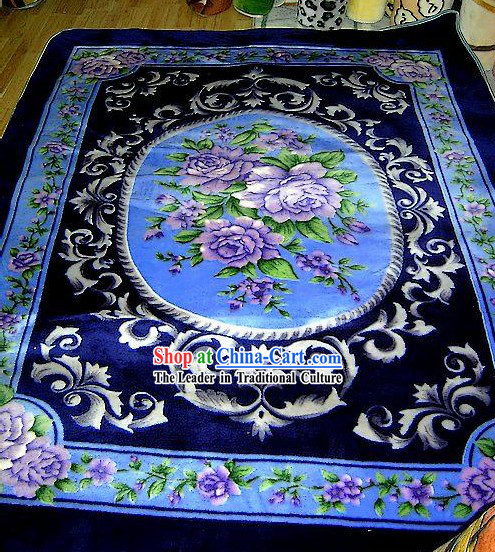 Art Decoration Chinese Thick Nobel Palace Carpet/Rug (181*233cm)