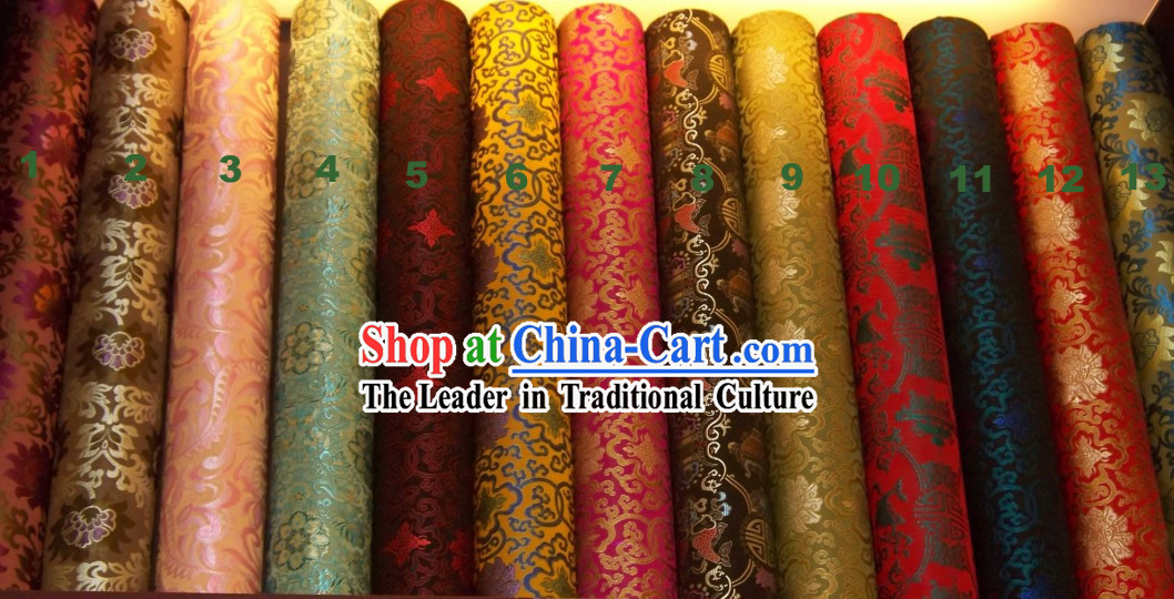 China Silk Fabric
