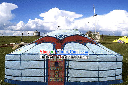 Supreme Chinese Traditional Mogolian Yurt