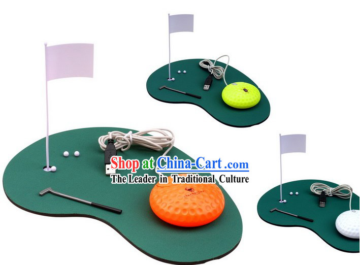 Golf Shape Mouse - Christmas and New Year Gift