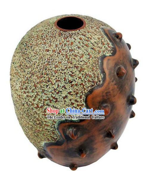 Chinese Traditional Longshan Black Pottery - World
