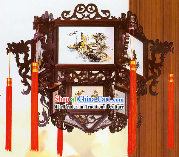 Classic Dragon Hanging Lantern / Dragon Chinese Lantern