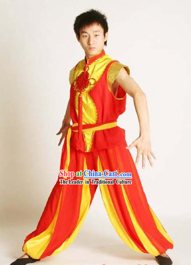 Happy New Year Celebration Theatrical Costumes Complete Set