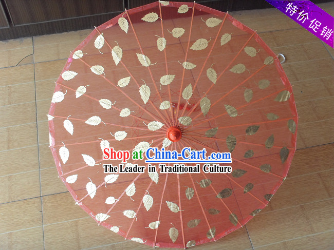 China Hand Made Silk Umbrella 2