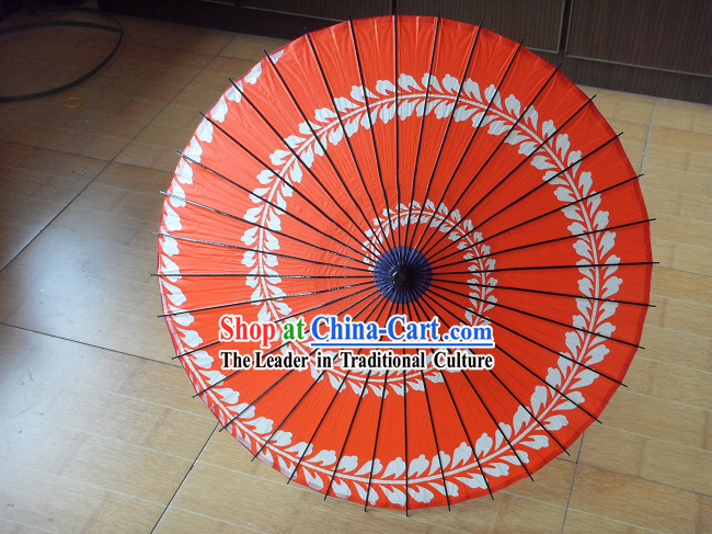 Traditional Japanese Cotton Umbrellas