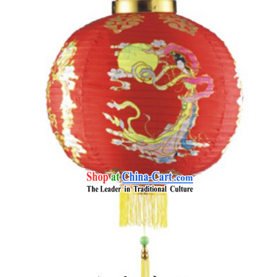 18 Inch Chinese Middle Autumn Day Chang Er Lanterns