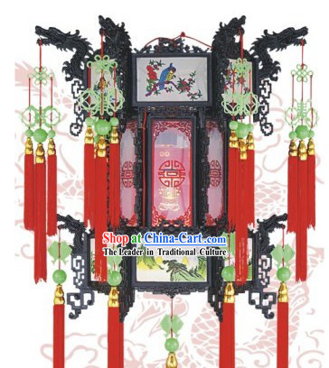 Chinese Antique Style Palace Lantern