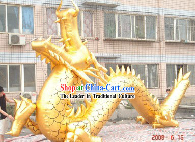 315 Inch Super Large Inflatable Dragon