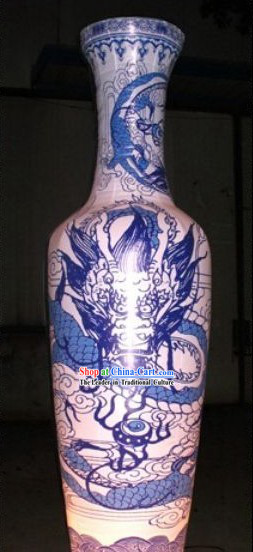 Chinese Traditional Large Inflatable Vase