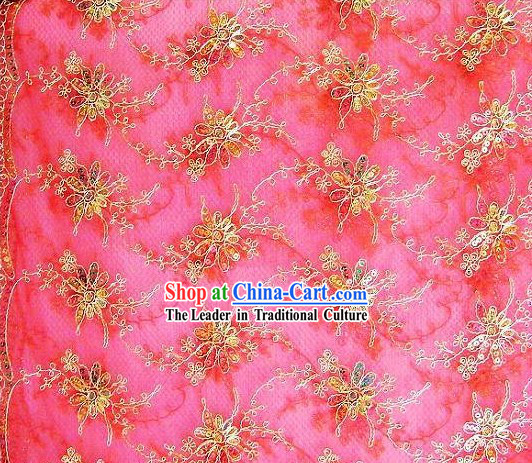 Traditional Thailand Cloth Fabric