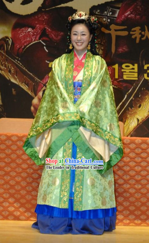 Ancient Korean Princess Costumes Complete Set