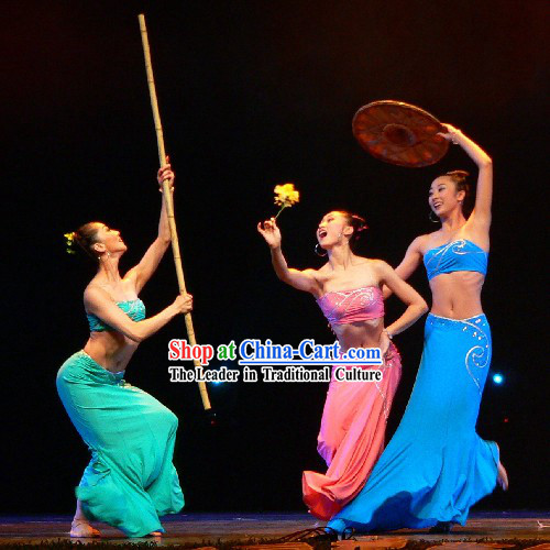 Shao Duo Li Dance Costume