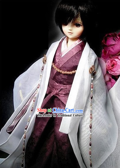 Traditional Japanese Kimono for Boys