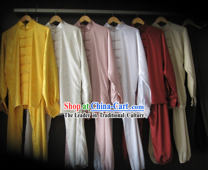 Tai Chi Wu Shu Uniforms 6 Sets