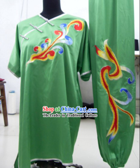 Chinese Cloud and Water Tai Chi Uniform Complete Set