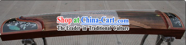 Traditional Chinese Rosewood Guzheng Music Instrument