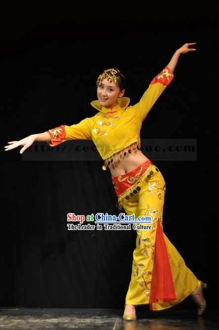Chinese Classical Female Dance Costume
