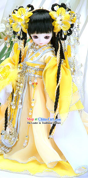 Ancient Chinese Princess Outfit for Girls
