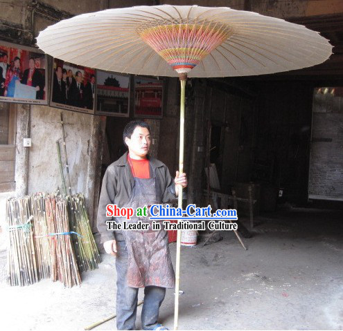 Super Large Chinese Hand Made Umbrella