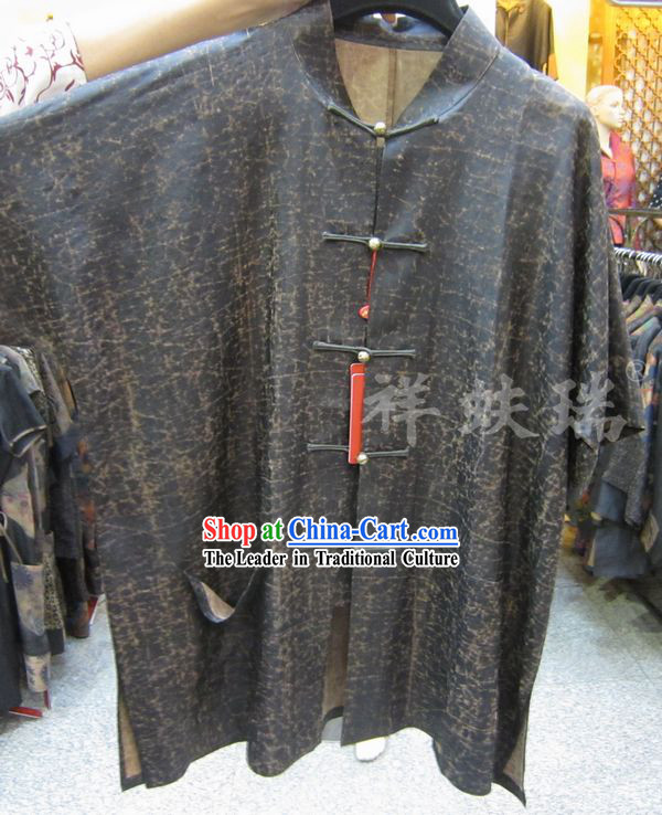 Chinese Peking Rui Fu Xiang Tang Dress for Men