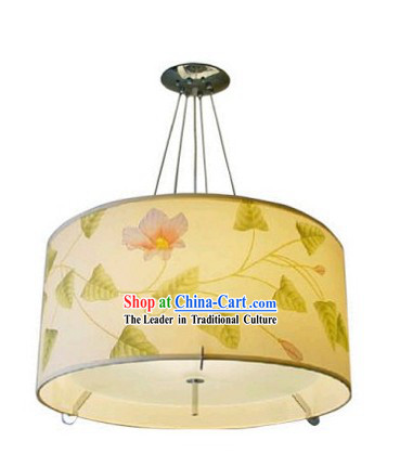 Hand Painted Chinese Silk Lantern