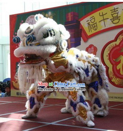 Top Gallery and Parade Chinese Lion Dance Costumes