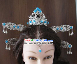 Ancient Chinese Beauty Headpiece Complete Set