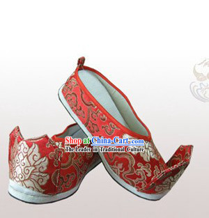 Ancient Chinese Wedding Shoes
