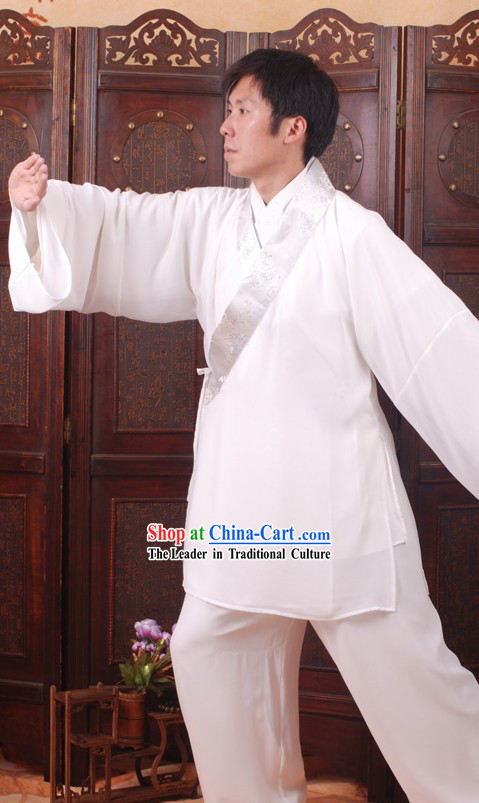 Ancient Chinese Kung Fu Master Costume