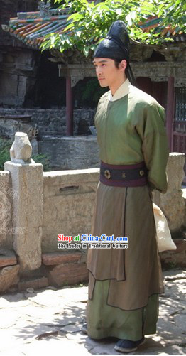 Ancient Chinese Bodyguard Costumes