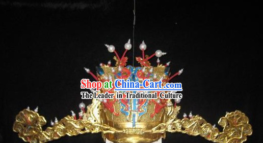 Ancient Chinese Opera Prime Minister Cap