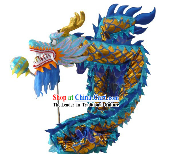 Happy Festival and Event Celebrations Shinning Dragon Dance Costumes Complete Set