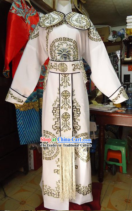 Peking Opera Wu Sheng Hero Costume for Men