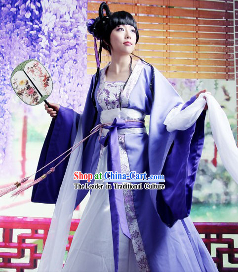 Traditional Chinese Palace Lady Suit for Women