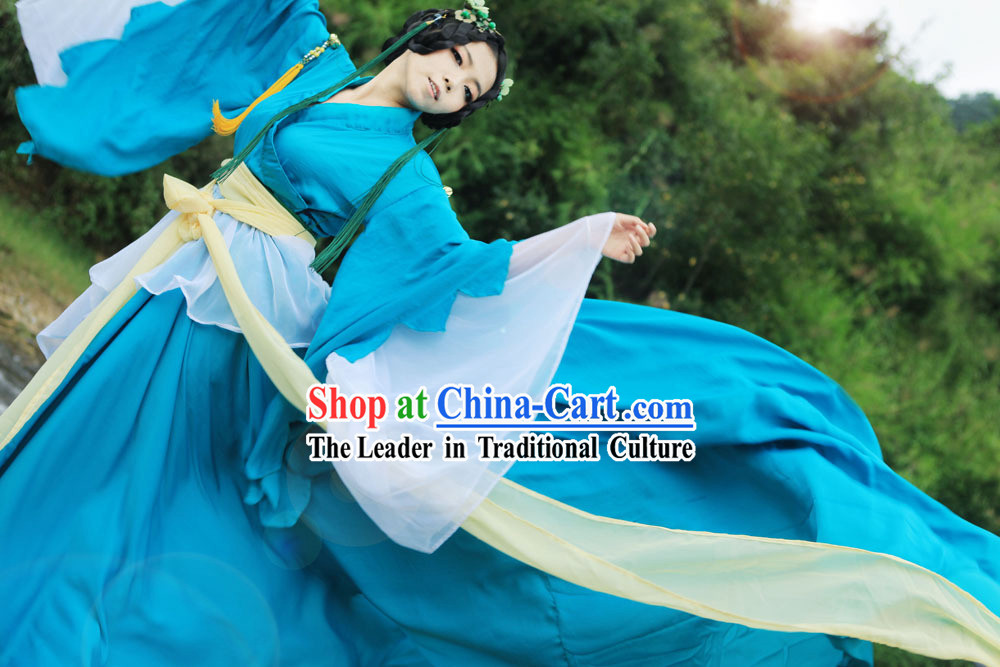Ancient Chinese Palace Concubine Costumes for Women