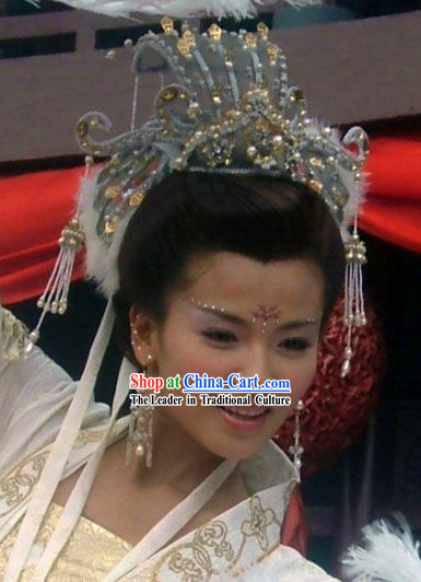 Ancient Chinese Imperial Empress Dance Hair Accessories