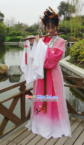 Chinese Opera Guzhuang Costumes for Women