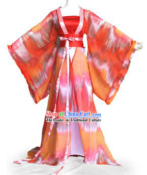 Ancient Chinese Song Dynasty Lady Costumes