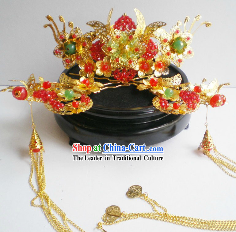 Ancient Chinese Style Palace Empress Hair Accessories