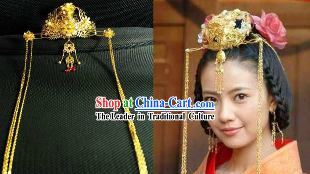 Traditional Chinese Hair Decoration for Women