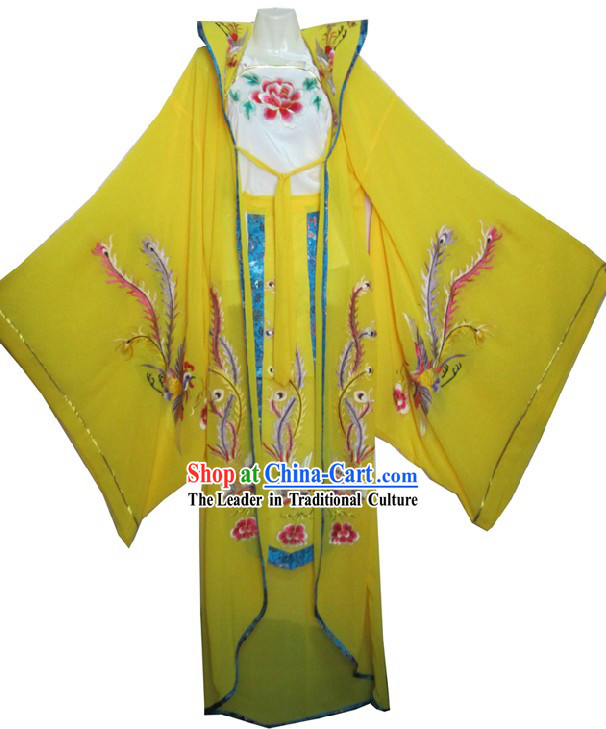 Chinese Opera Water Sleeve Dance Costumes for Women