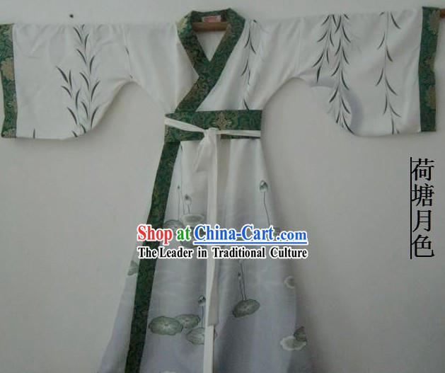 Ancient Chinese Clothing for Boys
