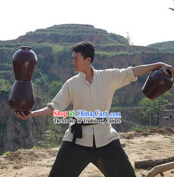 Traditional Chinese Kung Fu Uniform for Men