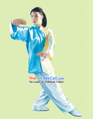 Traditional Chinese Kung Fu and Tai Chi Uniform
